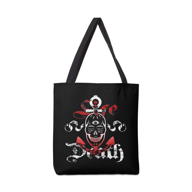 Skull Ankhor Accessories Tote Bag Bag by BRAVO's Shop