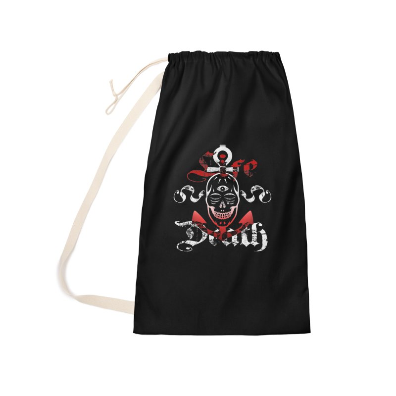 Skull Ankhor Accessories Laundry Bag Bag by BRAVO's Shop