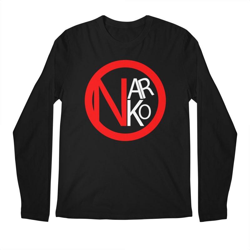 Narko Men's Longsleeve T-Shirt by BRIANWANDTKEART's Artist Shop