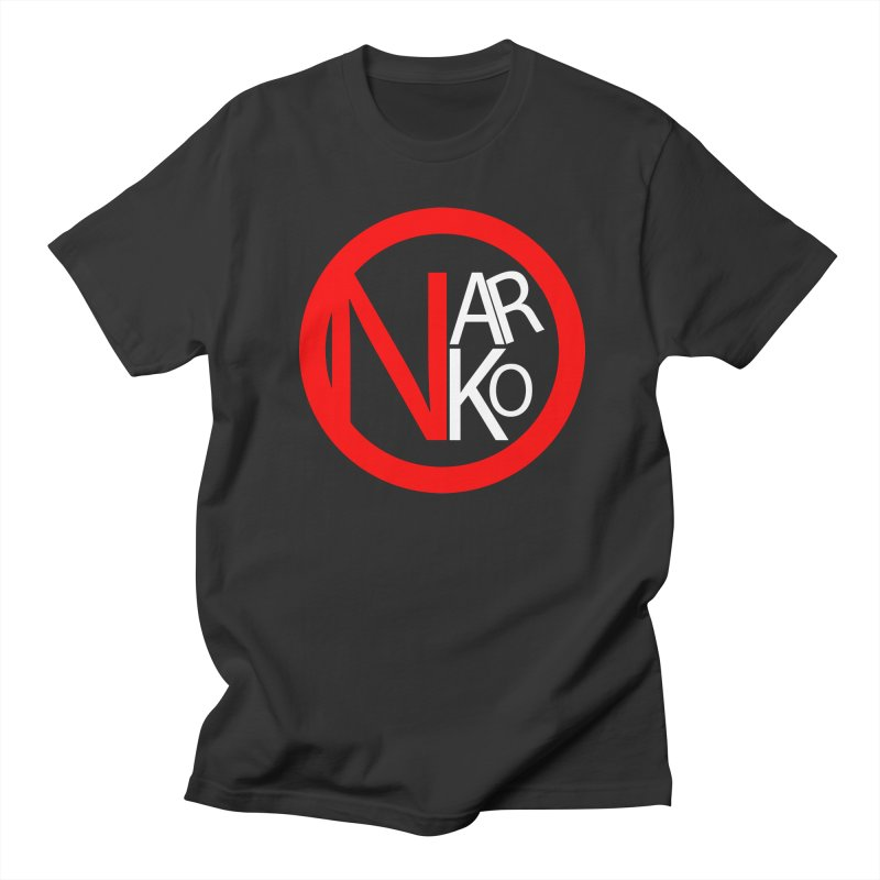 Narko Men's Regular T-Shirt by BRIANWANDTKEART's Artist Shop