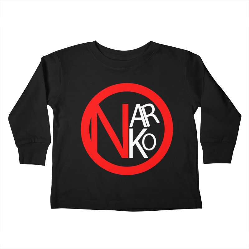 Narko Kids Toddler Longsleeve T-Shirt by BRIANWANDTKEART's Artist Shop