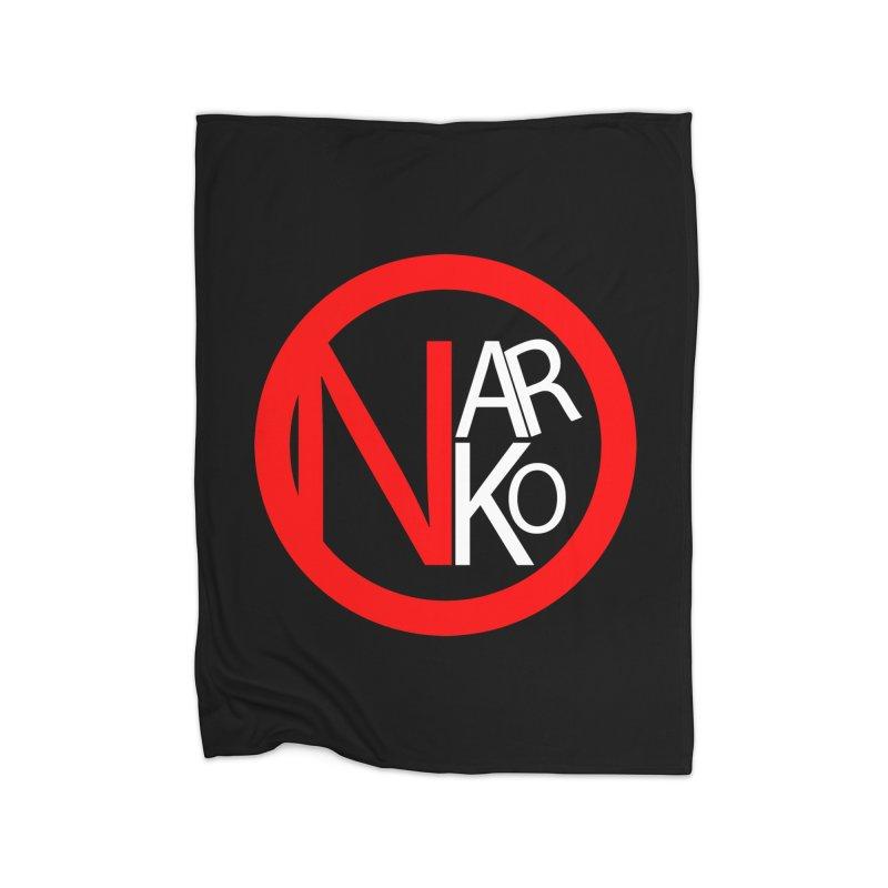 Narko Home Blanket by BRIANWANDTKEART's Artist Shop