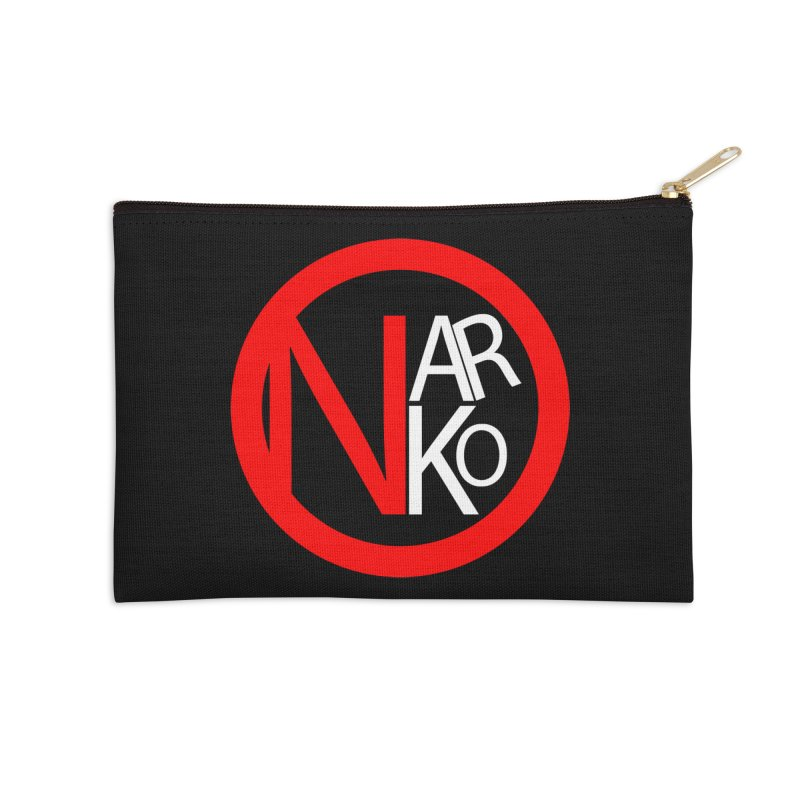 Narko Accessories Zip Pouch by BRIANWANDTKEART's Artist Shop