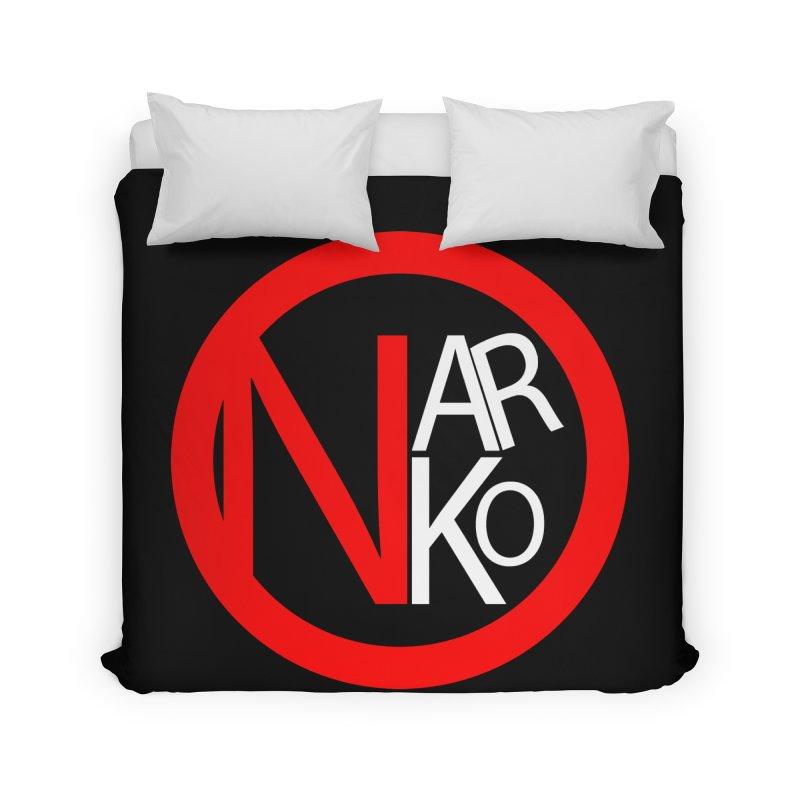 Narko Home Duvet by BRIANWANDTKEART's Artist Shop