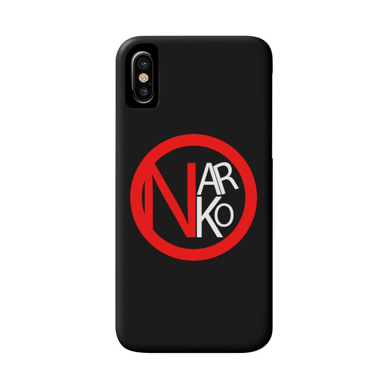 Narko Accessories Phone Case by BRIANWANDTKEART's Artist Shop
