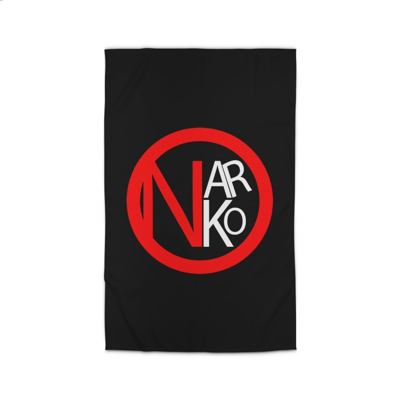 Narko Home Rug by BRIANWANDTKEART's Artist Shop