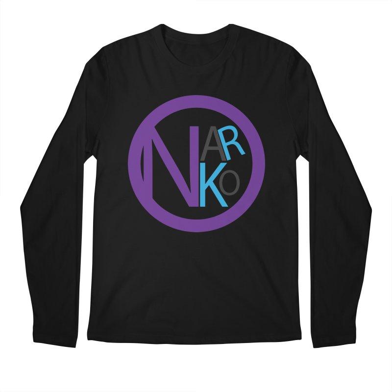 Narko Men's Regular Longsleeve T-Shirt by BRIANWANDTKEART's Artist Shop