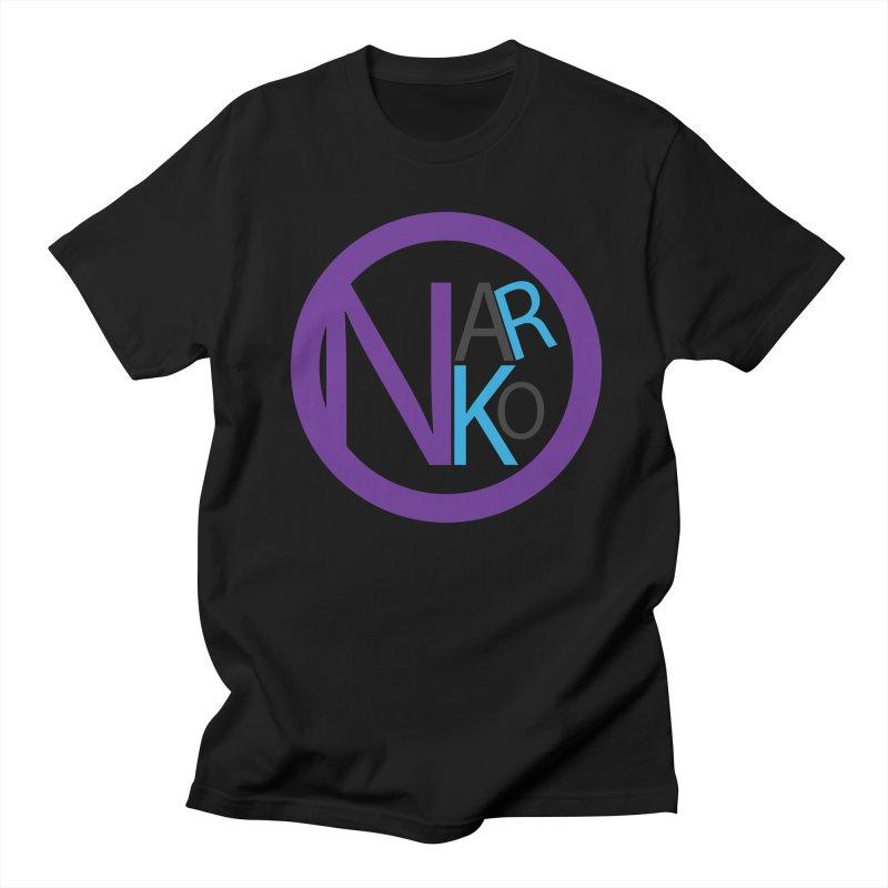 Narko Men's T-shirt by BRIANWANDTKEART's Artist Shop