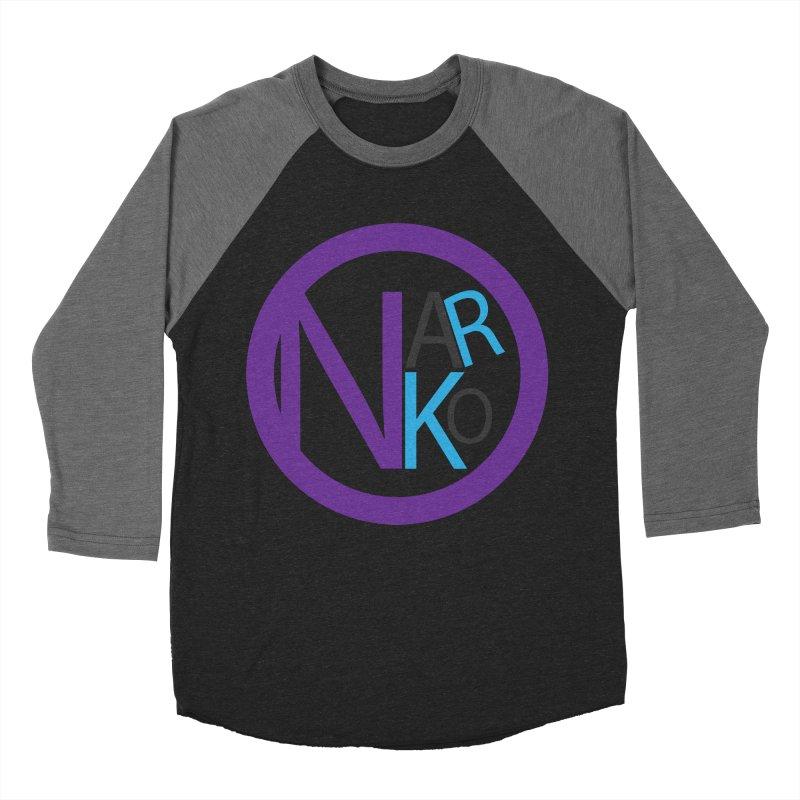 Narko Women's Baseball Triblend Longsleeve T-Shirt by BRIANWANDTKEART's Artist Shop