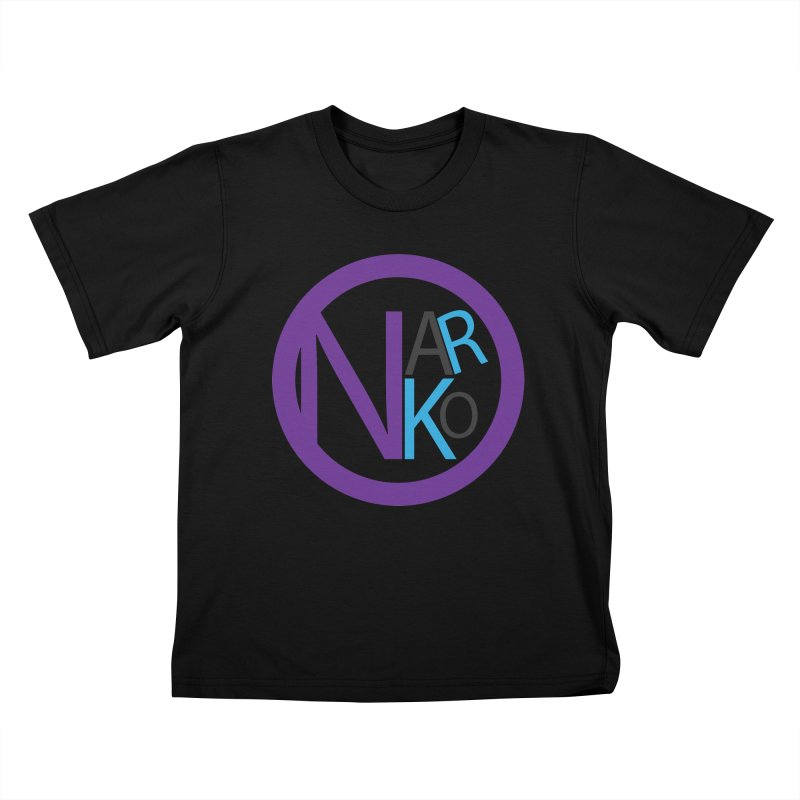 Narko Kids T-Shirt by BRIANWANDTKEART's Artist Shop