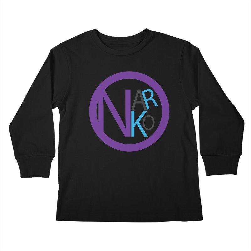 Narko Kids Longsleeve T-Shirt by BRIANWANDTKEART's Artist Shop