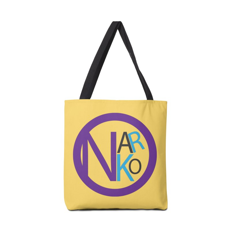 Narko Accessories Bag by BRIANWANDTKEART's Artist Shop