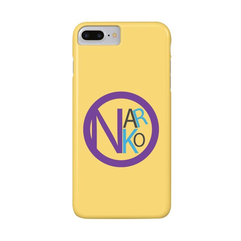 Narko Accessories Phone Case by BRIANWANDTKEART's Artist Shop