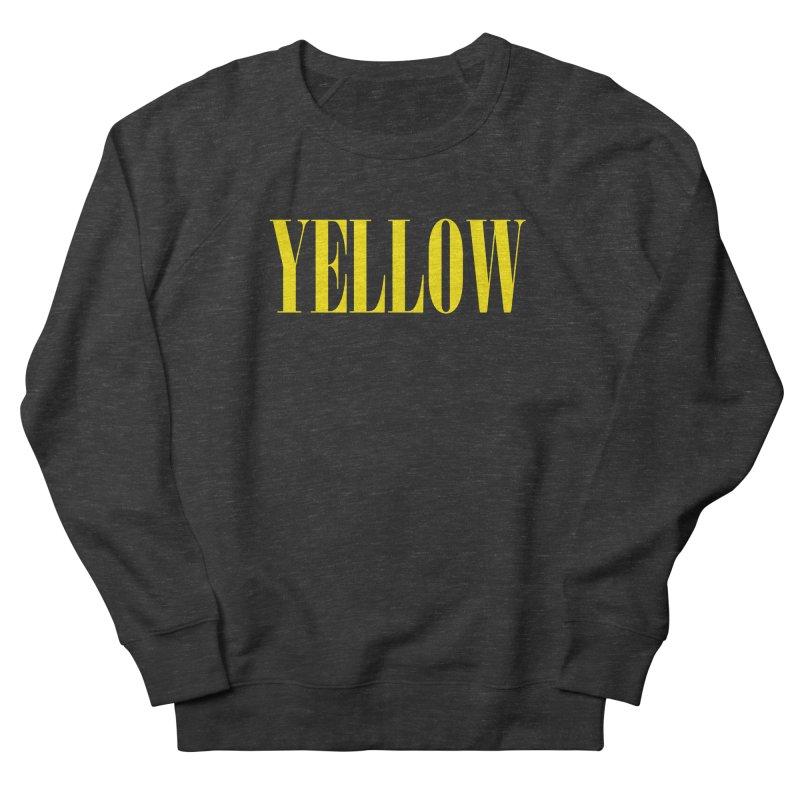 Yellow Women's Sweatshirt by BRIANWANDTKEART's Artist Shop
