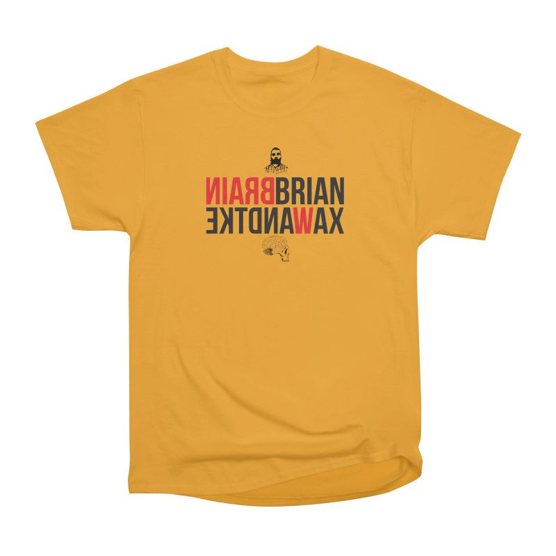 Title Exile Women's Heavyweight Unisex T-Shirt by BRIANWANDTKEART's Artist Shop