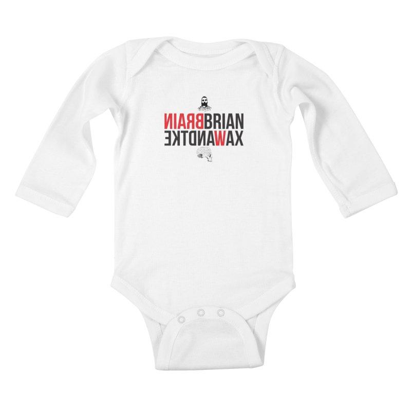 Title Exile Kids Baby Longsleeve Bodysuit by BRIANWANDTKEART's Artist Shop