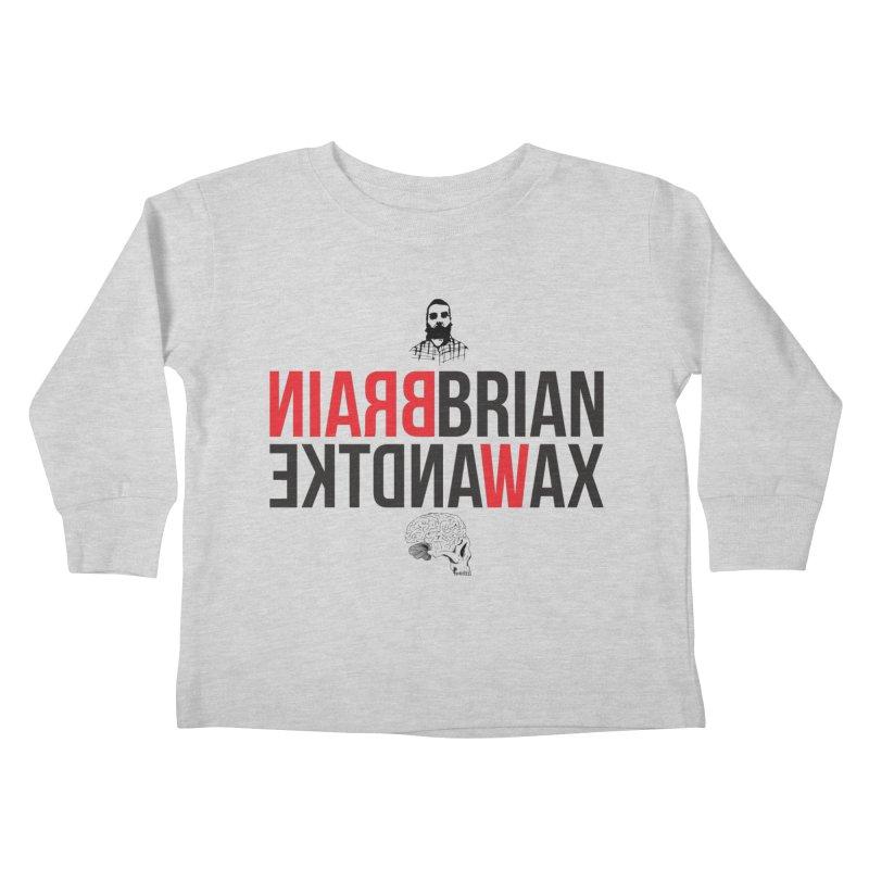 Title Exile Kids Toddler Longsleeve T-Shirt by BRIANWANDTKEART's Artist Shop