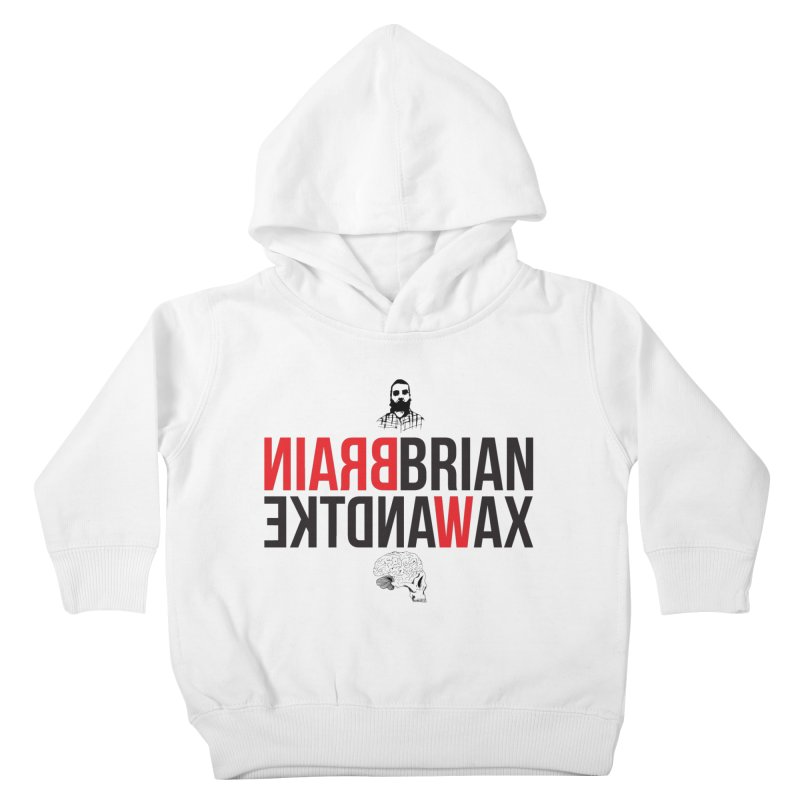 Title Exile Kids Toddler Pullover Hoody by BRIANWANDTKEART's Artist Shop