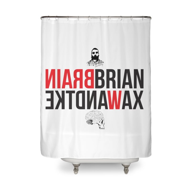 Title Exile Home Shower Curtain by BRIANWANDTKEART's Artist Shop
