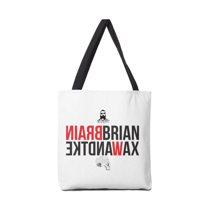 Title Exile Accessories Bag by BRIANWANDTKEART's Artist Shop