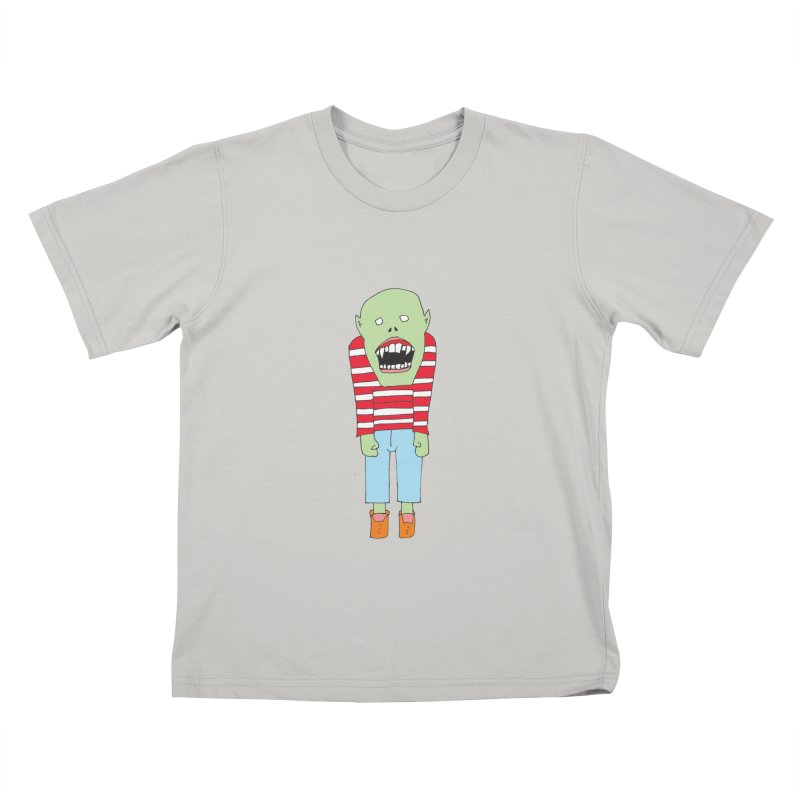 Monster 680 Kids T-shirt by BRIANWANDTKEART's Artist Shop