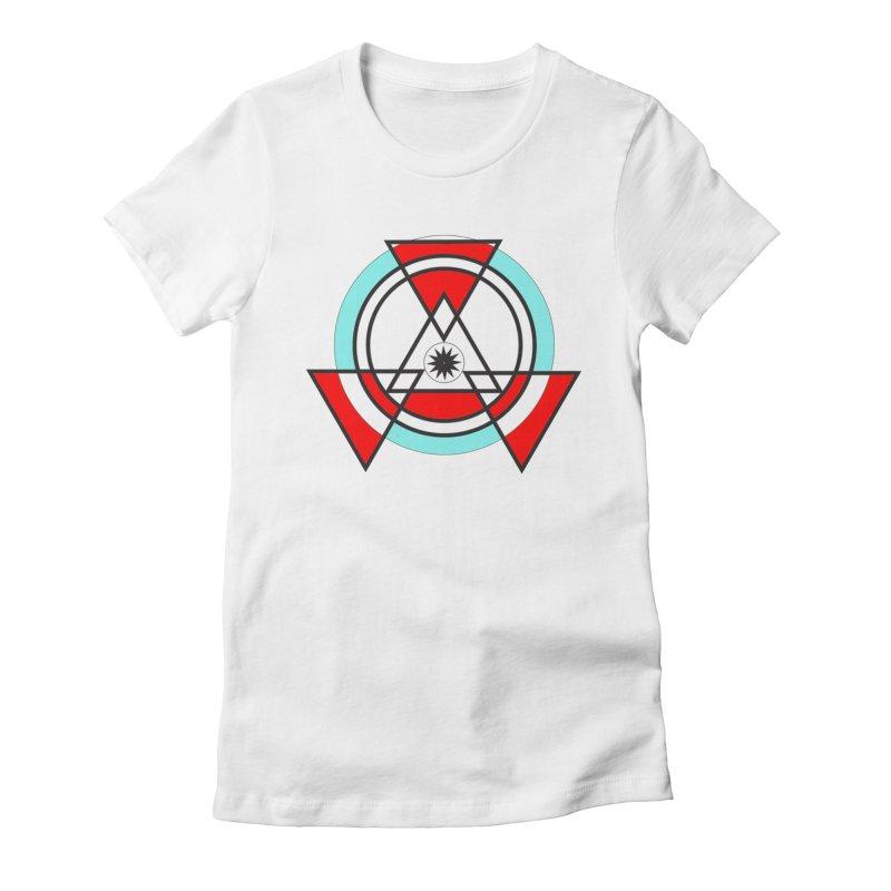 Optimal  Women's Fitted T-Shirt by BRIANWANDTKEART's Artist Shop
