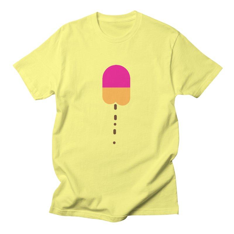 Poopcicle Men's T-shirt by BRIANWANDTKEART's Artist Shop