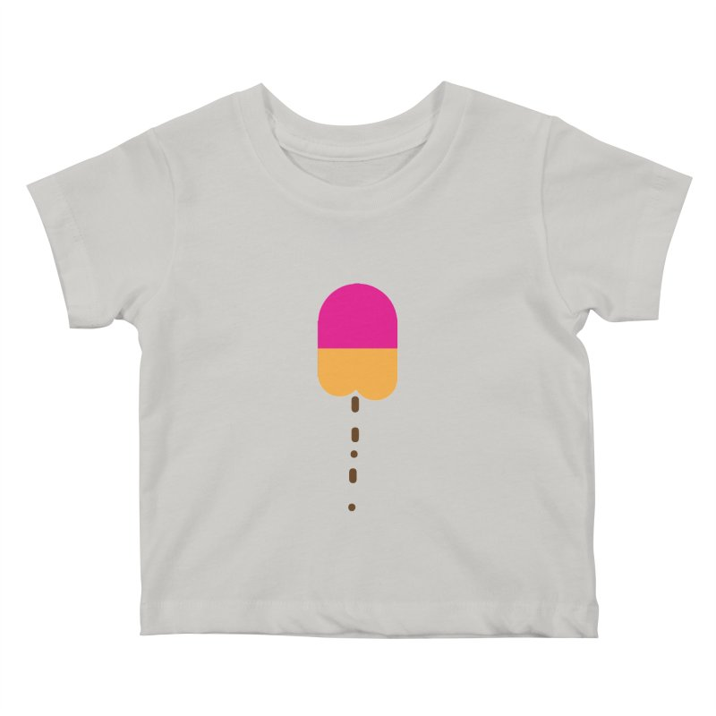 Poopcicle Kids Baby T-Shirt by BRIANWANDTKEART's Artist Shop