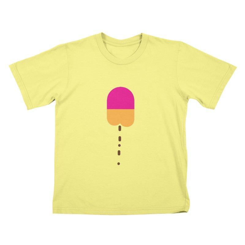 Poopcicle Kids T-shirt by BRIANWANDTKEART's Artist Shop