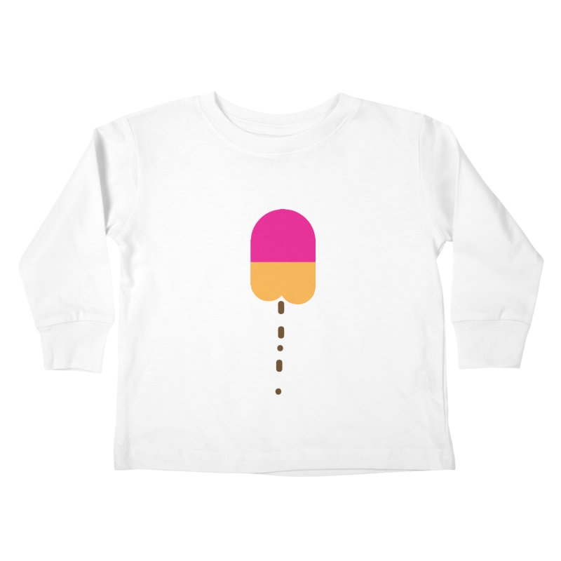 Poopcicle Kids Toddler Longsleeve T-Shirt by BRIANWANDTKEART's Artist Shop