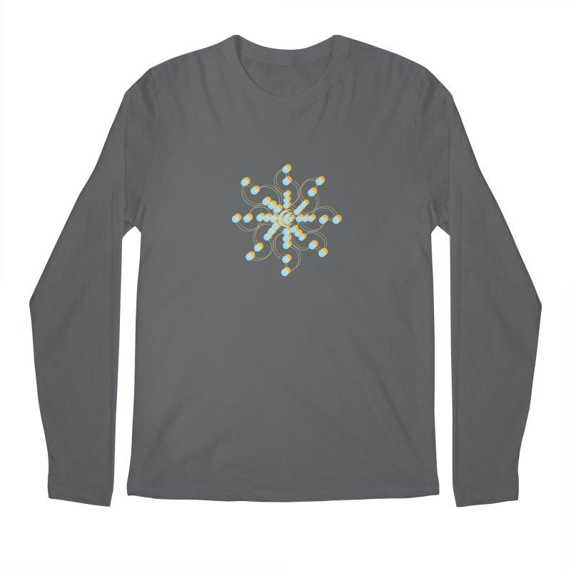 Spinal Men's Longsleeve T-Shirt by BRIANWANDTKEART's Artist Shop
