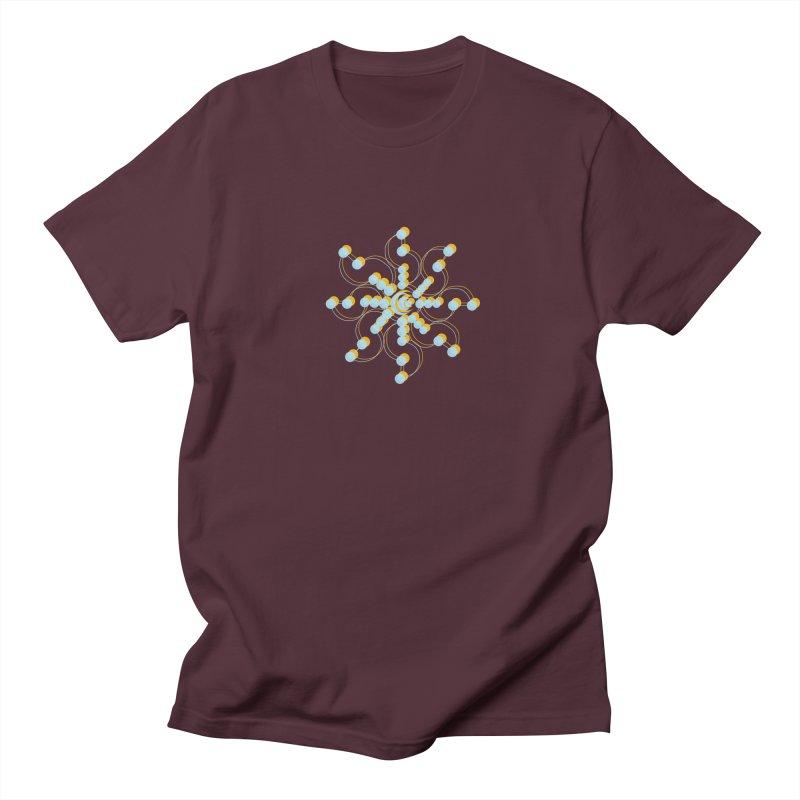 Spinal Men's T-shirt by BRIANWANDTKEART's Artist Shop