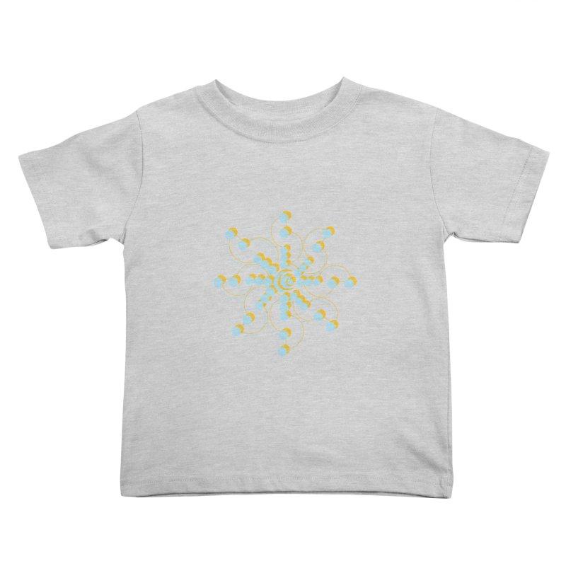 Spinal Kids Toddler T-Shirt by BRIANWANDTKEART's Artist Shop