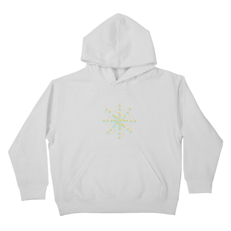 Spinal Kids Pullover Hoody by BRIANWANDTKEART's Artist Shop