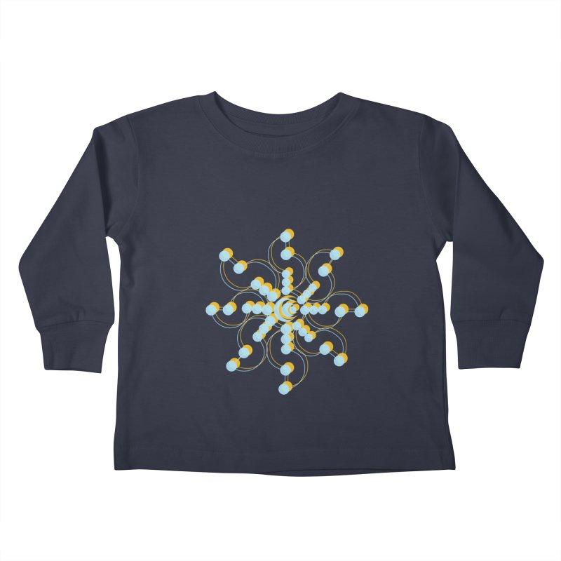 Spinal Kids Toddler Longsleeve T-Shirt by BRIANWANDTKEART's Artist Shop