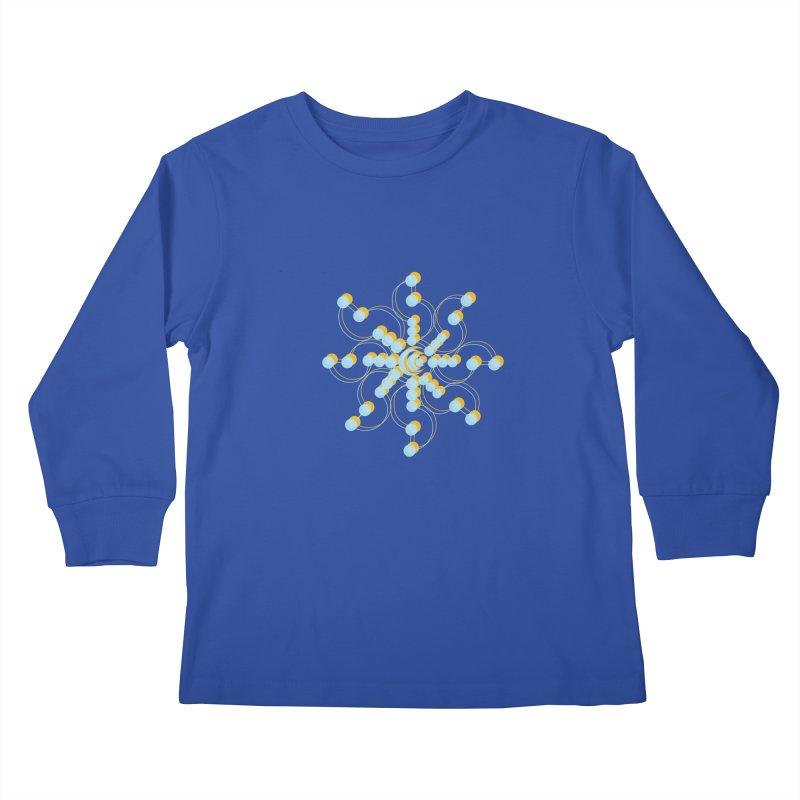 Spinal Kids Longsleeve T-Shirt by BRIANWANDTKEART's Artist Shop