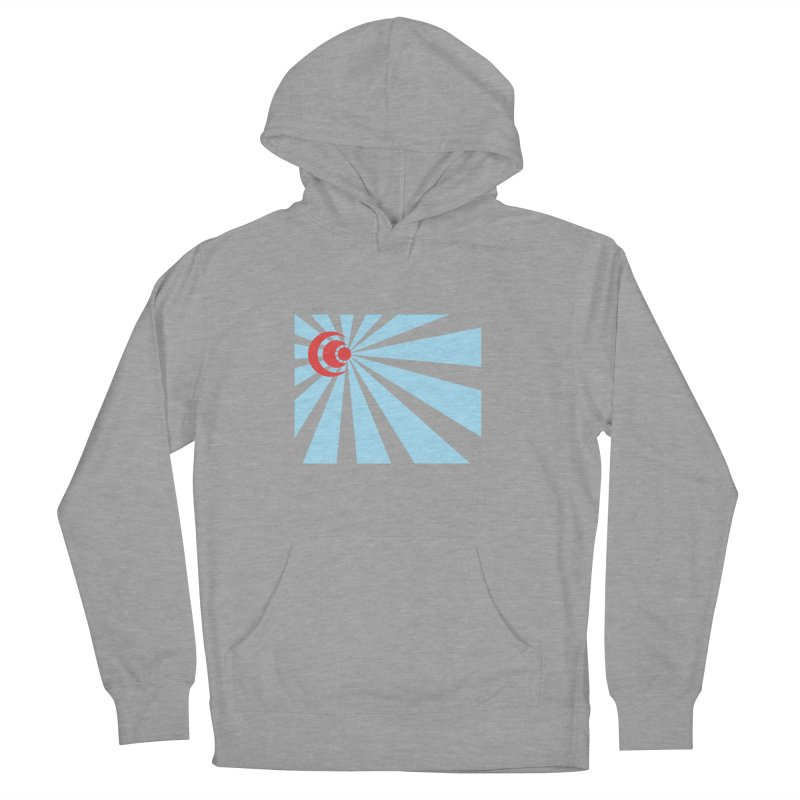 Blind Men's French Terry Pullover Hoody by BRIANWANDTKEART's Artist Shop