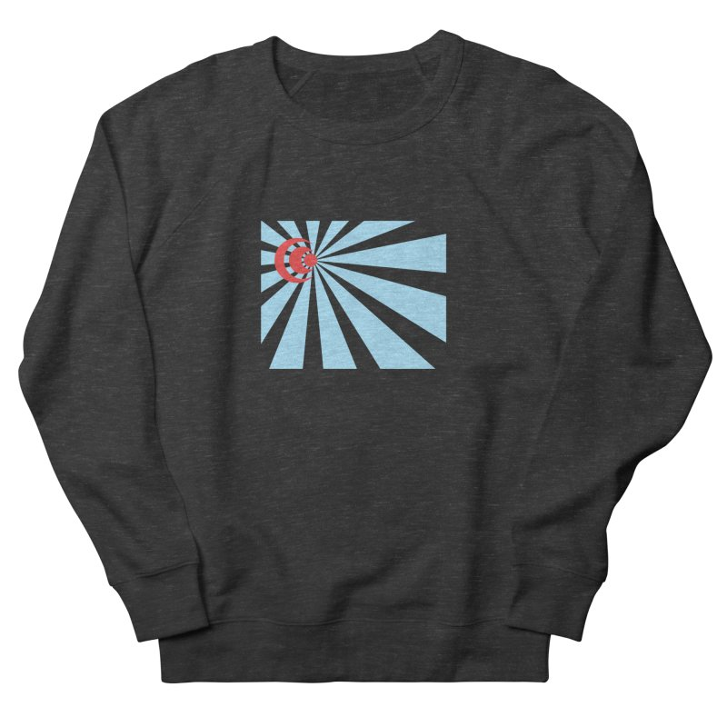 Blind Women's French Terry Sweatshirt by BRIANWANDTKEART's Artist Shop