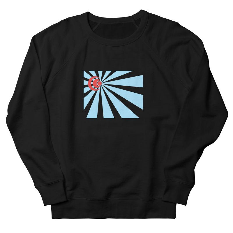 Blind Men's French Terry Sweatshirt by BRIANWANDTKEART's Artist Shop