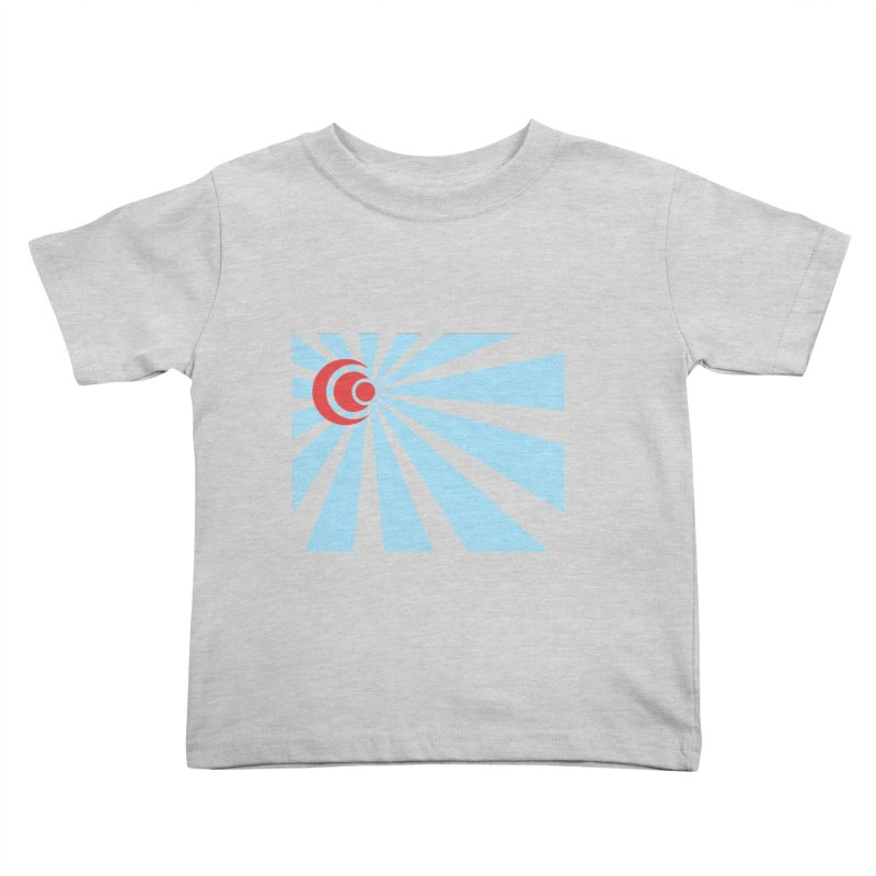 Blind Kids Toddler T-Shirt by BRIANWANDTKEART's Artist Shop