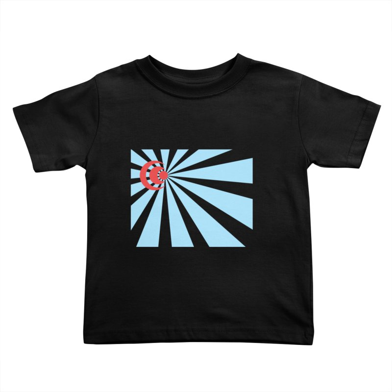 Blind Kids Toddler T-Shirt by BRIANWANDTKEART's Artist Shop