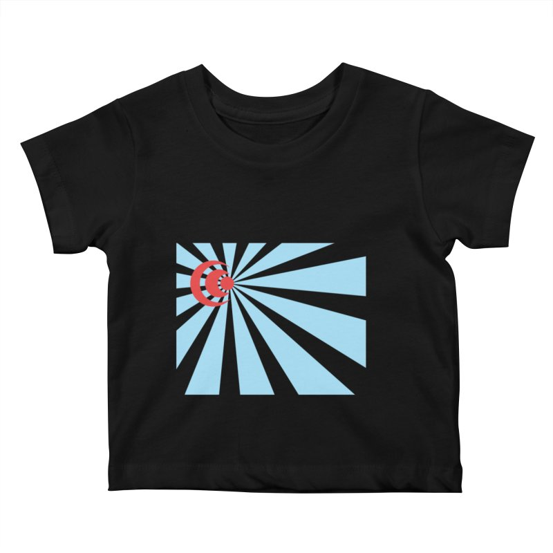 Blind Kids Baby T-Shirt by BRIANWANDTKEART's Artist Shop