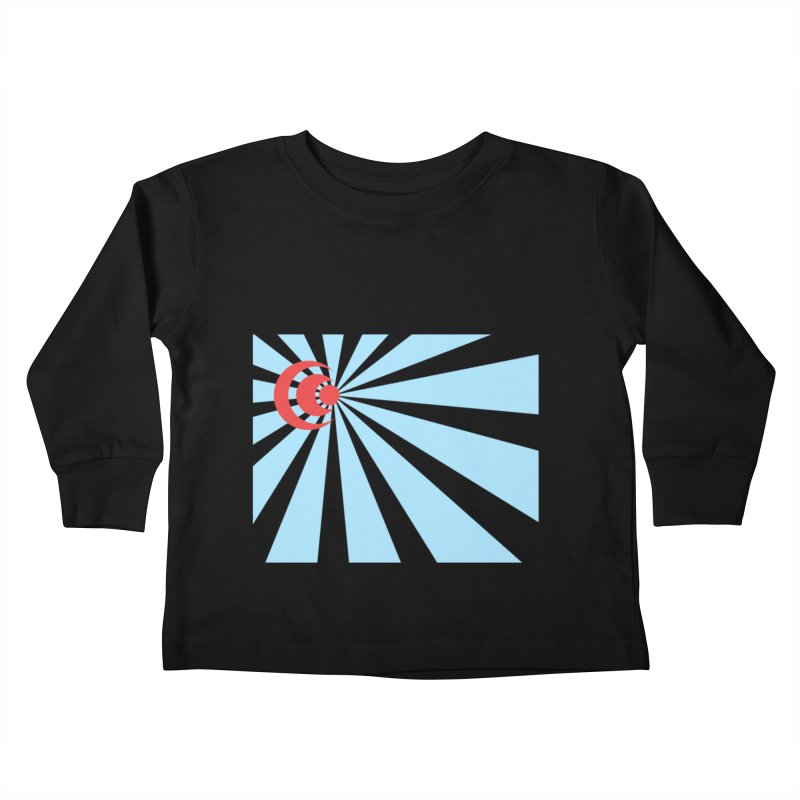Blind Kids Toddler Longsleeve T-Shirt by BRIANWANDTKEART's Artist Shop
