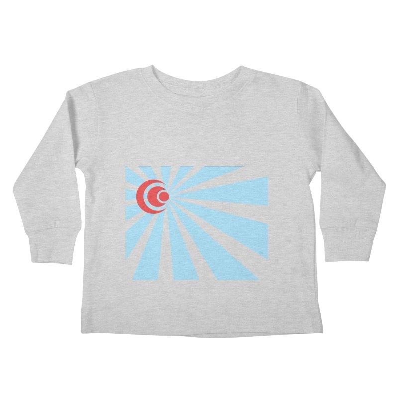 Blind Kids Toddler Longsleeve T-Shirt by BRIANWANDTKEART's Artist Shop
