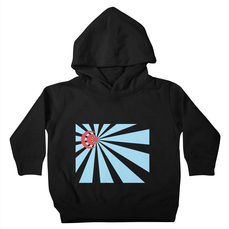 Blind Kids Toddler Pullover Hoody by BRIANWANDTKEART's Artist Shop