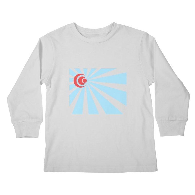 Blind Kids Longsleeve T-Shirt by BRIANWANDTKEART's Artist Shop