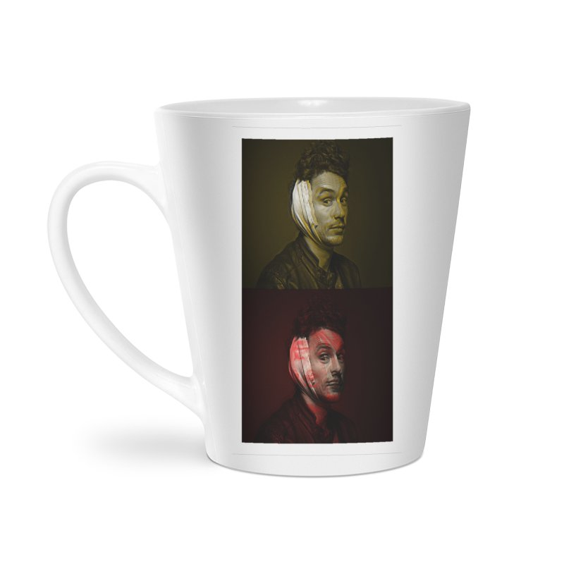 Franco Banko Accessories Latte Mug by BRIANWANDTKEART's Artist Shop