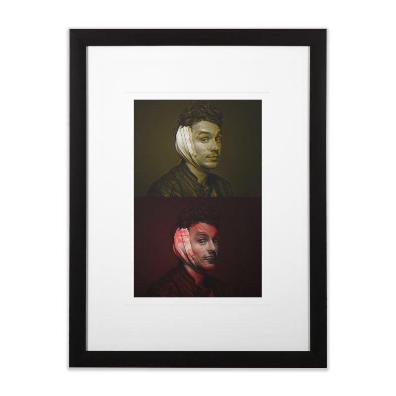Franco Banko Home Framed Fine Art Print by BRIANWANDTKEART's Artist Shop
