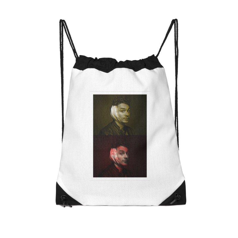 Franco Banko Accessories Bag by BRIANWANDTKEART's Artist Shop