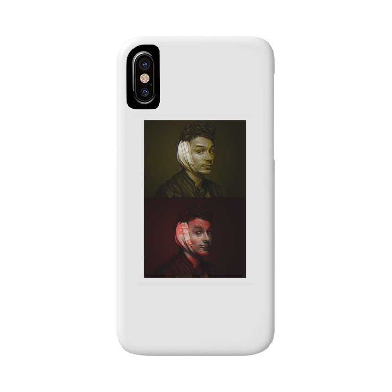 Franco Banko Accessories Phone Case by BRIANWANDTKEART's Artist Shop